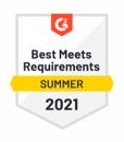 G2 - Best Meets Requirements