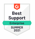 G2 - Best Support