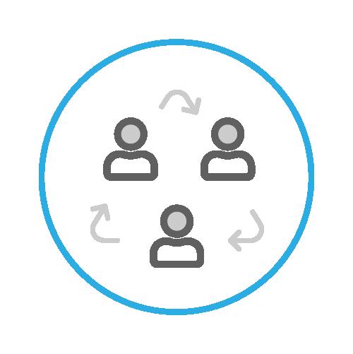 Icon - Creative Collaboration